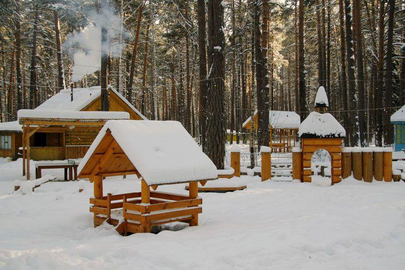 Екатеринбург новый год базы отдыха